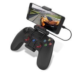 MyXL G3w Wired Gamepad Controller Voor Smartphone Tablet PC Optionele Individuele Houder Afneembare Beugel Fysiek Ontworpen Knoppen  <br />  <br />  Gamesir