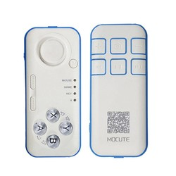 MyXL Mocute mini controllers voor iphone/ipad/mid draadloze gaming gamepad muis controllers joystick bluetooth mini afstandsbediening <br />  MOCUTE