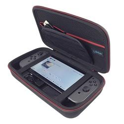 MyXL Liboer Console Draagtas met 8000 mAh Power Draagbare Reizen Opladen Opbergtas voor Nintendo Switch Console BN33 BN33P <br />  MyXL