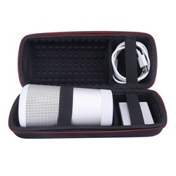 MyXL 100% BrandProtective Speaker Box Pouch Cover Bag Case For Bose SoundLink Revolve Bluetooth Speaker-Fit for Plug&amp;Cable <br />  Crust Pro