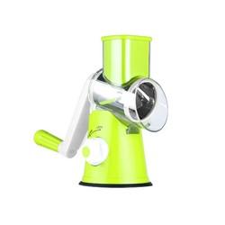 MyXL Originele Rvs Drum type handbediende Groente Shredder Apparaat Ronde Mandoline Slicer Groentensnijder Keuken Tool