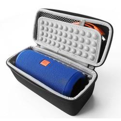 MyXL EVA Draagbare Rits Reizen Hard Case Tas Beschermen Cover Houder Pouch Doos voor JBL Flip 3 4 2 1 Logitech x300 Tas Bluetooth Speaker