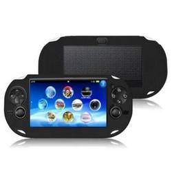 MyXL TPU Siliconen gel Zachte Beschermhoes Shell voor Sony PlayStation Psvita PS Vita PSV 1000 Console Full Body Protector Skin Case