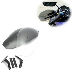MyXL Motorcycle Hand Guard Wind Deflector Protector Shield Voor Harley Voor Honda Custom