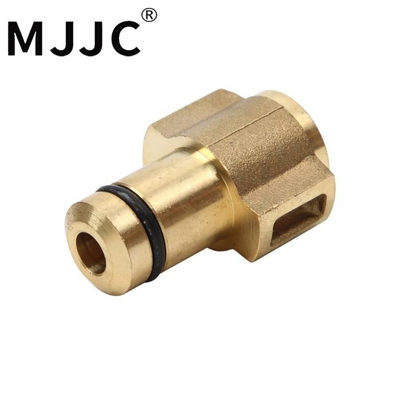 MJJC MerkSchuimlans Messing Connector voorInterskol Hitachi, Robinzon, Sturm en Taxas Adapter voor s