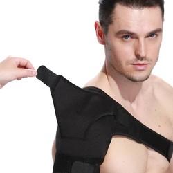 MyXL Sport Veiligheid Accessoires Schouder bescherming Elastische Bandage Schouder Ondersteunt Elastische Brace Correctie Riem