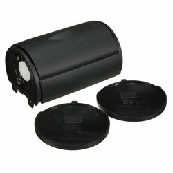 MyXL Black Grey Achter Ash Tray Box Side Cap Voor VW JETTA/GOLF/GTI/BORA/MK4 1J0857962H 1999-2000 1998-2006