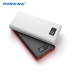 MyXL Originele Pineng 20000 mah Power Bank Draagbare Batterij Mobiele Li-Polymeer PowerBank met LED Indicator Voor iphone7