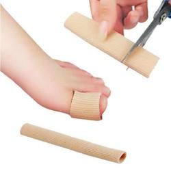 MyXL 1 Stks Buis Bandage Vinger Teen Protector Massager Bunion Bone Voet Pijnbestrijding Stress Relax Voeten Massage Gezondheidszorg Product