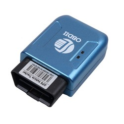 MyXL Auto GPS GPRS Tracker TK206 OBDII Interface geo-fence Functie Autos fleet Tracking Apparaat GPS LBS nauwkeurige locatie