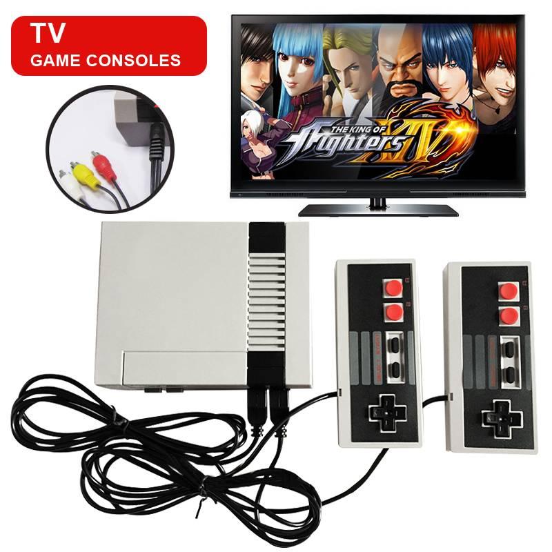 GONOKER Retro TV Handheld Game Console Video Game Console Mini Games Speler Ingebouwde 620 Games PAL
