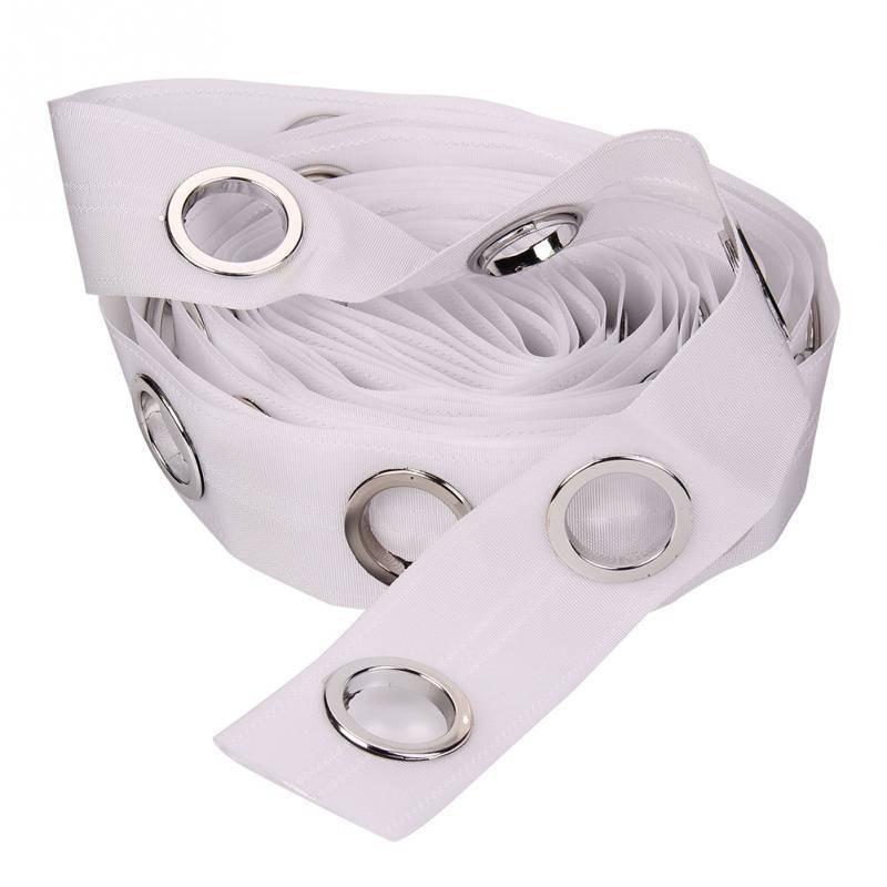5 m10 m oogje gordijn tape 4080 ringen gordijnen blinds accessoires naaien tape