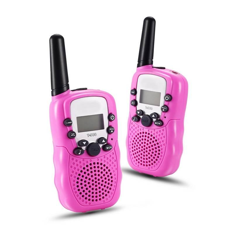 1 PairX Kind Kids Walkie Talkie Ouderschap Game Mobiele Telefoon Telefoon Praten Speelgoed 5-8 KM Be