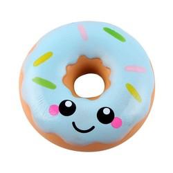 MyXL 11 cm Mooie Doughnut Crème Geurende Squishy Trage Stijgende Squeeze anti stress zacht speelgoed funny gadgets kawaii squishies oyuncak #111