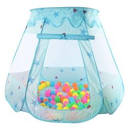 MyXL Kids Oceaan Bal Pit Pool Speelgoed Fairy Huis Playhut Tent Baby speelgoed Tenten Roze Blauw Prinses Play Tent Baby Meisjes Outdoor & Indoor