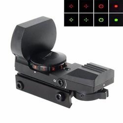 MyXL Koop Jacht Riflescopes Waarneming Telescoop Laser Gun Sight met Reflex Rood Groen Dot Scope voor Picatinny Rail