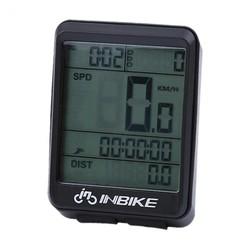 MyXL INBIKE Waterdichte Fiets Computer Draadloze MTB Racefiets Fietsen Kilometerstand Regendicht Fiets Snelheidsmeter Horloge LED Digitale Rate
