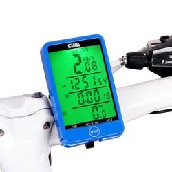 MyXL Waterdichte 576C Mountainbike Fiets Computer Draadloze Stopwatch LCD Backlight multifunctionele Snelheidsmeter Kilometerteller Stopwatch