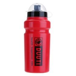 MyXL 500 ML Fiets Bidon Fiets Draagbare Waterkoker Waterfles Plastic Buitensporten Mountainbike Drinkware 2 Kleuren