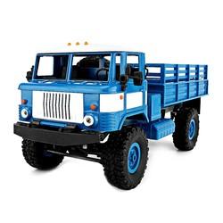MyXL DIY Afstandsbediening Auto 1:16 RC Klimmen Militaire Truck 4WD Off-Road RC Auto Off-Road Racing Auto Voertuigen Geschenken Speelgoed voor Kids