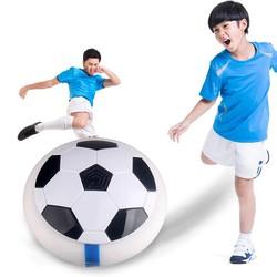 MyXL Air Power Voetbal LED Licht Knipperende Bal Speelgoed Disc Zweefvliegen Multi-oppervlak Zweven Football Gamevoor Kid Chidren