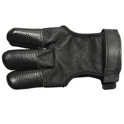 MyXL Mediterrane Stijl Boogschieten Vinger Guard Vinger Handschoen Lederen Vinger Tab Protector Hand Jacht Boogschieten SlingsAccessoires