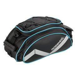 MyXL ROSWHEEL FIETSTAS Multifunctionele 13L Bike Staart Achter Seat Bag Fiets Mand Rack Trunk Bag Schouder Handtas
