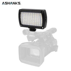 MyXL ASHANKS Foto Verlichting Led-lampen op Camera Fotografia LED Video Lamp voor Camcorder DSLR Bruiloft Fotografie Verlichting