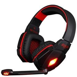 MyXL ELKE G4000 Pro USB 3.5mm Gaming hoofdtelefoon Stereo Bass Gamer Headsets Met Microfoon LED Verlichting Voor PC Computer Laptop Game
