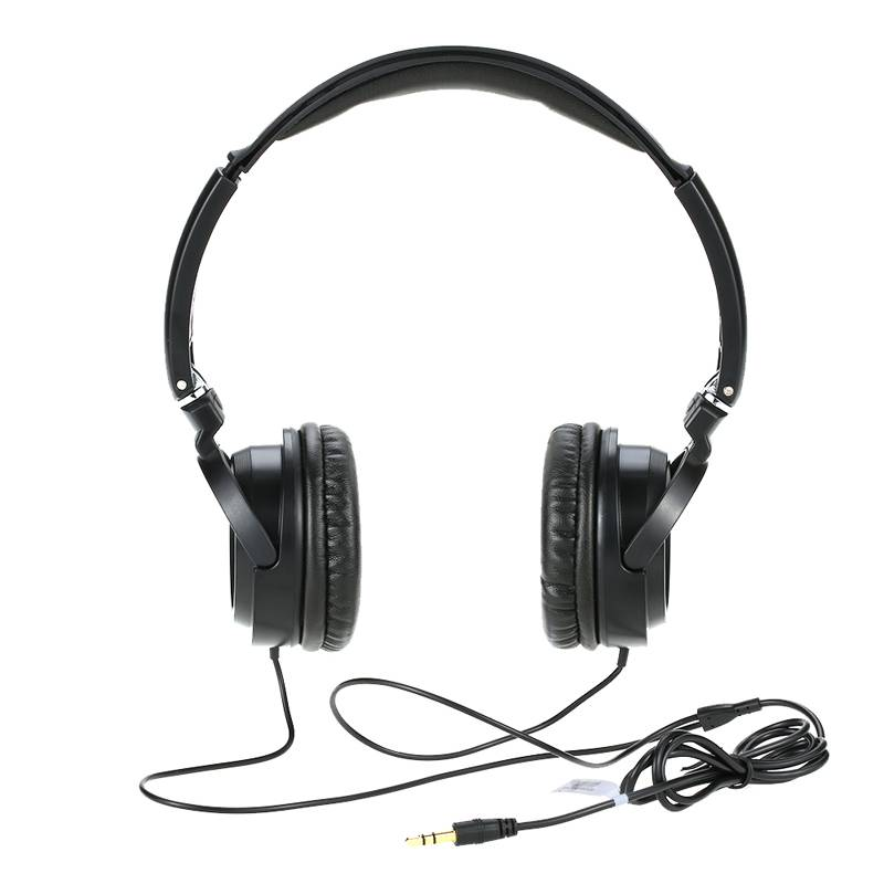Salar EM520 DIEPE BAS Hoofdtelefoon Koptelefoon Gaming Headset 3.5mm Opvouwbare Portable hoofdtelefo