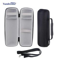 MyXL Koop Draagtas Tas voor JBL lading 3 Charge3 Bluetooth Speaker Reizen Beschermhoes Pouch Extra Ruimte voor Plug & Kabel