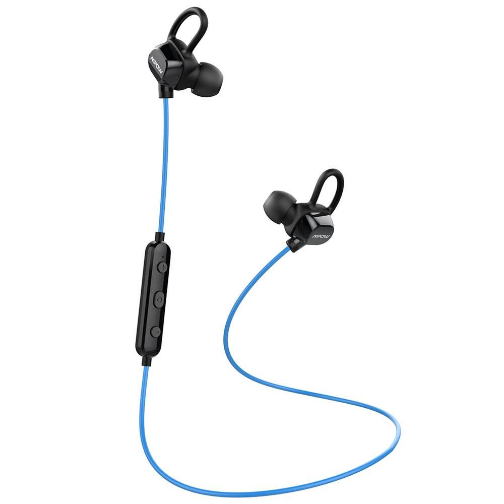 NieuweMPOW Bluetooth Koptelefoon Draadloze Oortelefoon Transpiratie Sport Headset Oordopjes CVC6.0 R