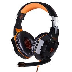 MyXL KOTION ELKE G2000 hoofdtelefoon luminous oortelefoon Gaming headset gamer met microfoon hoofdtelefoon voor computer pc