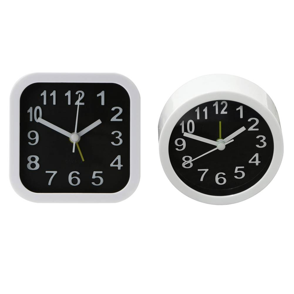 Witte Vierkante klokken online kopen? Vergelijk op Klokken.shop