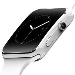 MyXL Bluetooth Smart Horloge X6 Smartwatch sport horloge Voor iPhone Android Telefoon Met Camera FM Ondersteuning Whatsapp Sim-kaart horloge T30
