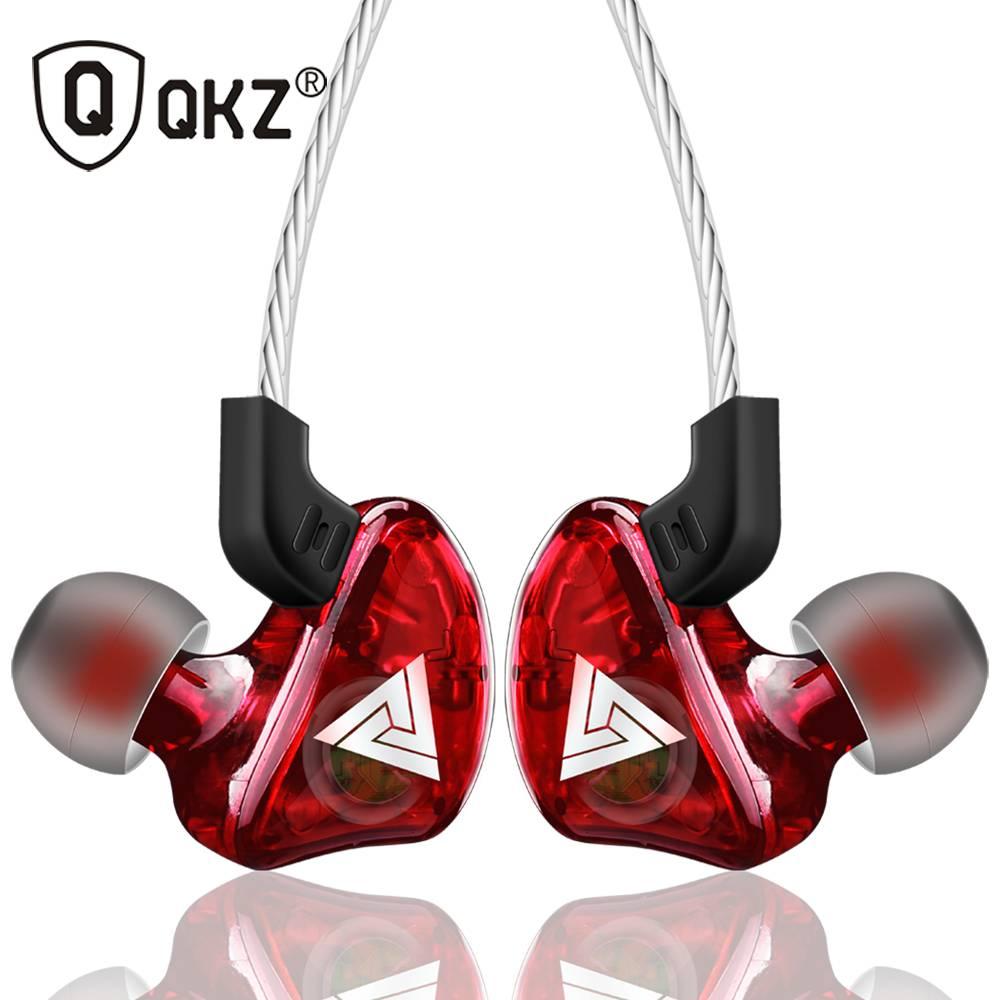 Oortelefoon QKZ CK5 Universele Koptelefoon HiFi Headset Bass Stereo Oordopjes voor Mobiele telefoon