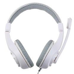 MyXL Lupuss G1 Wired Hoofdtelefoon met Microfoon Verstelbare Over Ear Gaming Headsets Koptelefoon Lage Bass Stereo voor PC