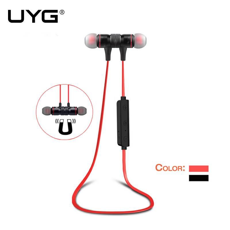 UYG M9 Bluetooth Oortelefoon Sport stereo muziek draadloze koptelefoon en koptelefoon bluetooth hoof