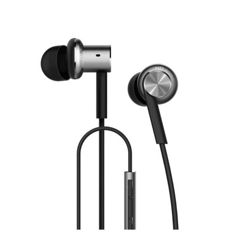 MyXL Originele Xiaomi Hybrid Oortelefoon Mi Ear Oortelefoon Zuiger 4 Dual Drivers Headset met Microfoon voor Samsung Huawei Android Telefoons