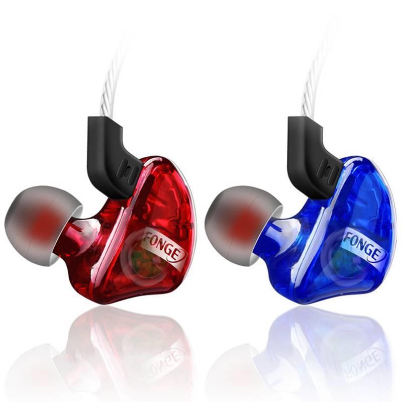 MyXL Fonge T01 Transparante Oordopjes Sport Running Hoofdtelefoon Stereo Super Bass Headset Waterdichte IPX5 Oordopjes Handsfree Met Mic