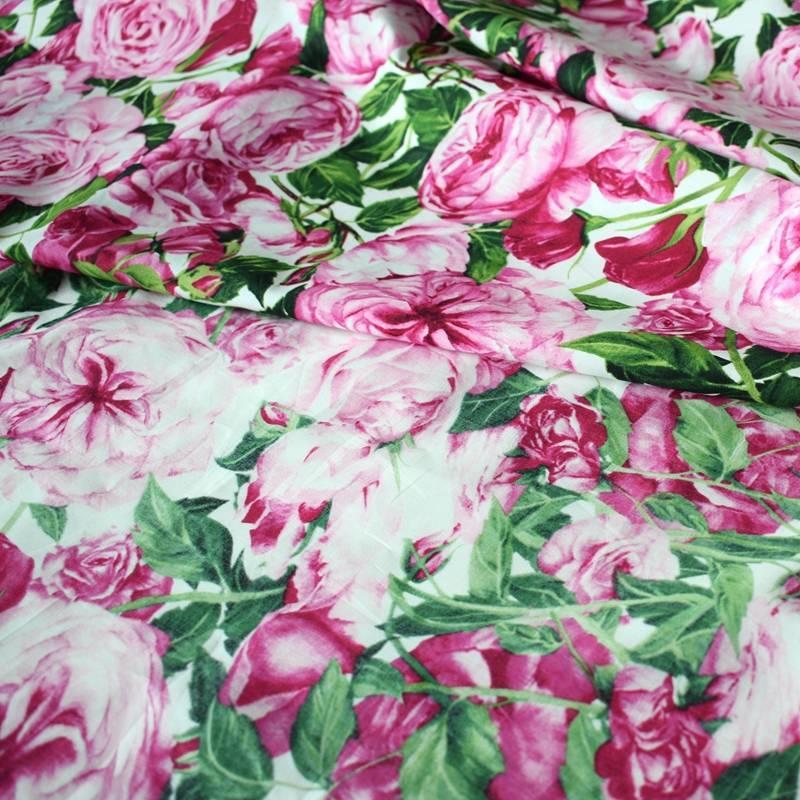 MyXL Breedte 140 cm dye bloemen kinderen katoen stof voor jurk tissus au meter nl coton tecidos een metro chinese DIY tissus au meter telas