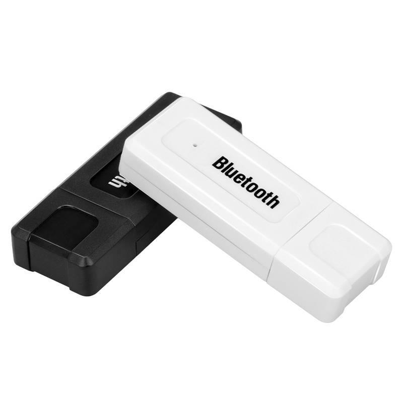 MyXL Bluetooth Audio-ontvanger 3.5mm Mini Muziek Adapter Voor Auto AUX Speaker Hoofdtelefoon USB Draagbare Stereo Draadloze Audio Kabel