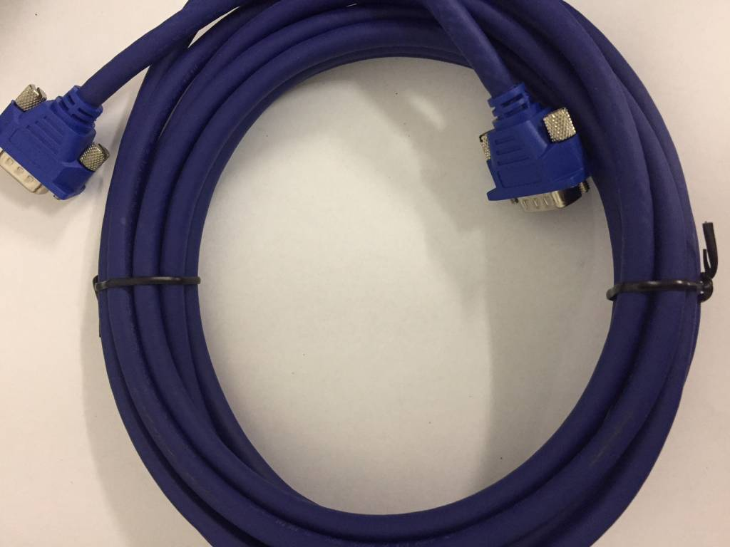 VGA Kabel 5.00 meter - faytech Nederland