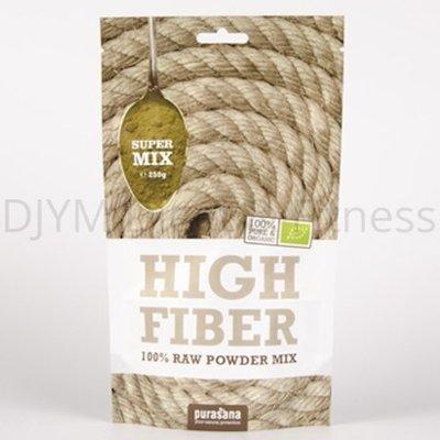 High fiber Mix zak