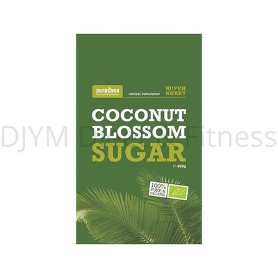 Kokosbloesemsuiker