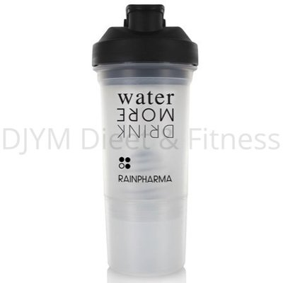 Rainpharma Rainpharma Shaker Drink More Water 350ml