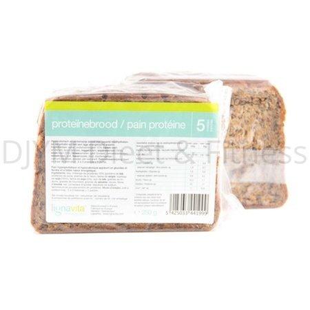 Lignavita Lignavita brood 5 sneetjes