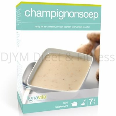 Lignavita Champignonsoep