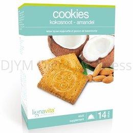 Lignavita Cookies Kokosnoot/Amandel