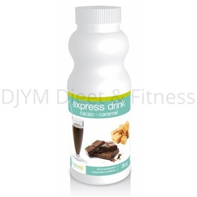 Lignavita Express drink Cacao-caramel
